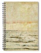 Ocean Scene Spiral Notebook