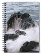 Ocean Sent Spiral Notebook