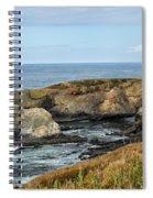 Ocean Sentinel 3 Spiral Notebook