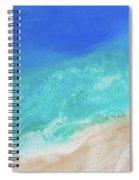 Ocean Series 02 Spiral Notebook