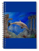 Ocean Splendor Spiral Notebook