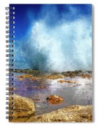 Ocean Spray Spiral Notebook