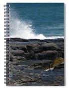 Ocean Spray Spiral Notebook