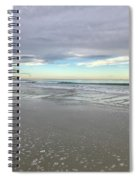 Ocean Sunset  Spiral Notebook