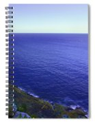 Ocean View From North Head Spiral Notebook
