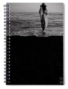 Ocean Walk Spiral Notebook