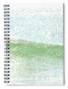 Ocean Wave 13 Spiral Notebook