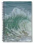 Ocean Wave 3 Spiral Notebook
