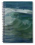 Ocean Wave 5 Spiral Notebook
