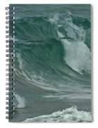 Ocean Waves 2 Spiral Notebook