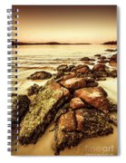 Oceanic Harmony Spiral Notebook