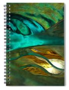 Oceans About You Spiral Notebook