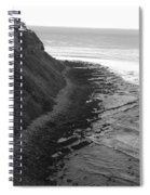 Oceans Edge Spiral Notebook