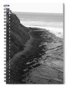 Oceans Edge Spiral Notebook