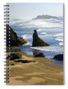 Oceanscape Spiral Notebook
