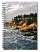 Oceanside - Depoe Bay Spiral Notebook