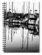 Oceanside Harbor Spiral Notebook