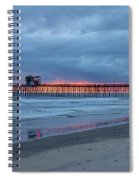 Oceanside Spiral Notebook