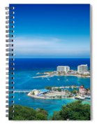 Ocho Rios Spiral Notebook