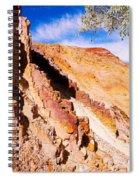 Ochre Pits #3 - West Mcdonald Ranges Spiral Notebook