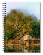 Ocoee Dam 2 Spiral Notebook