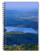 Ocoee Lake Spiral Notebook