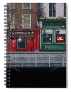 Oconnells Pub And The Batchelor Inn - Dublin Ireland Spiral Notebook