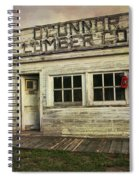 O'connor Lumber Co Spiral Notebook