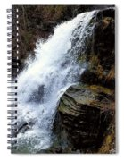 October Rush Spiral Notebook