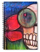 Ode To Kings Spiral Notebook