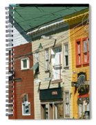Odyssey Records  On  Cannery Row Monterey 1976 Spiral Notebook