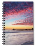 Of Milk Shakes And Cotton Candy Spiral Notebook
