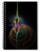Of Note Spiral Notebook