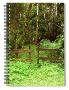 Off The Beaten Path Haida Gwaii Bc Spiral Notebook