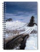Off The Beaten Path Spiral Notebook
