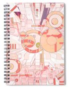 Off The Grid 35 Spiral Notebook