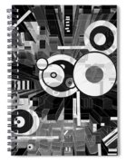 Off The Grid 50 Spiral Notebook