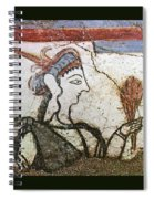 Offering Wheat Spiral Notebook