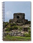 Offertories Telum Ruins Mexico Spiral Notebook