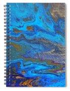 Office Art Spiral Notebook