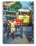 Oh Calcutta Spiral Notebook