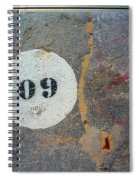 Oh Nine Spiral Notebook