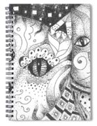 Oh Purr... Spiral Notebook