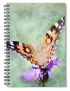 Oh What A Lady Spiral Notebook
