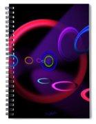 Ohhhhhhhhhh Spiral Notebook