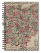 Ohio Spiral Notebook