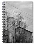 Ohio Farm Spiral Notebook