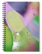 Oil 3 Spiral Notebook