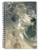 Oil Abstract Spiral Notebook