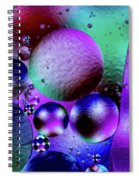 Oil And Water 2 Spiral Notebook